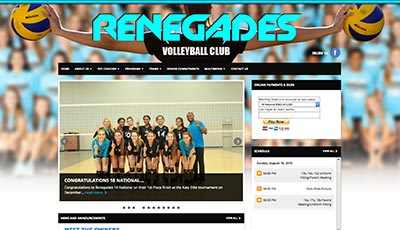 Renegades Volleyball